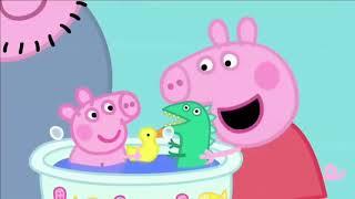 Свинка Пеппа на русском все серии подряд | Все любят малыша Александра | Мультики