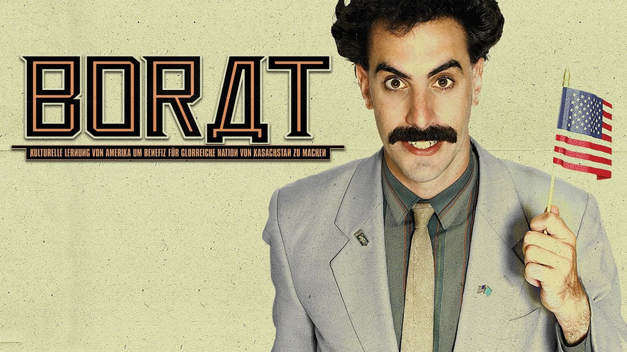 BORAT (Trailer español) - YouTube