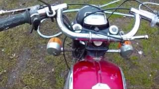 Sortie en motobecane 99Z