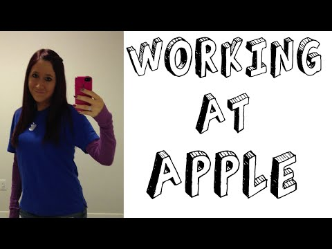 STORY TIME: Working at APPLE