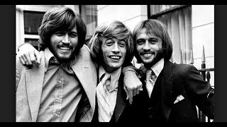 The BEE GEES - I Started A Joke / Holiday - stereo