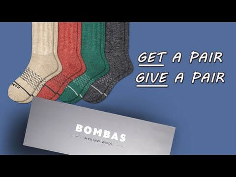 Bombas Socks Unboxing & Review + 25% OFF COUPON