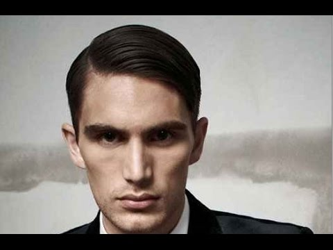 Best Hairstyle  For Men  With Big  Forehead  YouTube