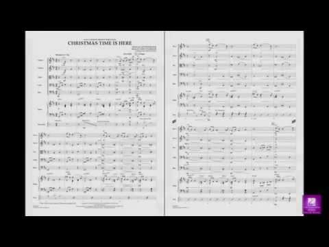 Christmas Time Is Here by Vince Guaraldi/arr. James Kazik