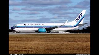 Tribute to Eastern Airlines
