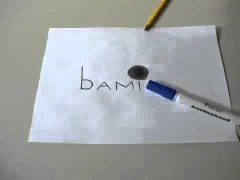 Animatie bami