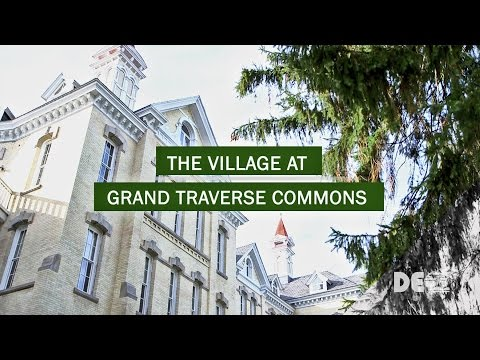 Brownfield Flip - The Village at Grand Traverse Commons