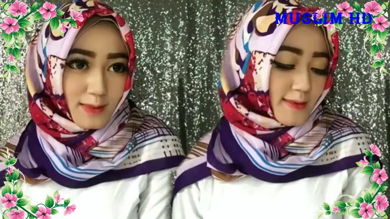 Cara Pakai Jilbab Pesta Segiempat Zaman Now Hijab Buat Wajah Bulat