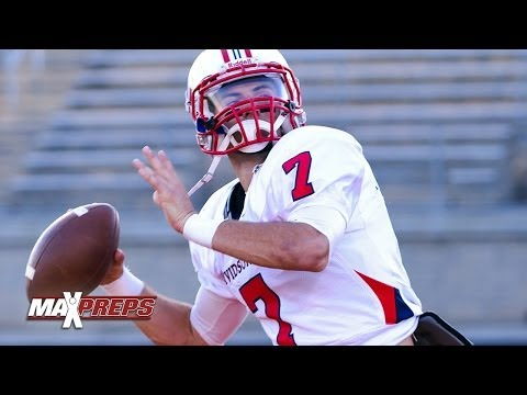 Davidson Day (NC) Will Grier - 2013 Highlights