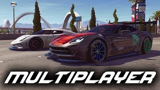 Need for Speed Payback Multiplayer Gameplay Walkthrough - MY FIRST SPEEDLIST !!!