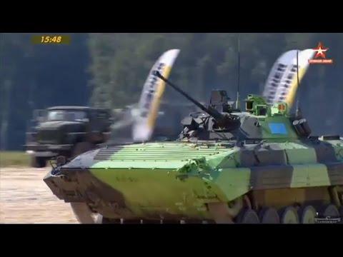 International Army Games 2016 Suvorov Attack  Race 5