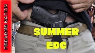 3 Ways for Summer Everyday Carry