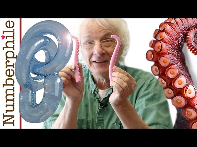 Tentacles Akimbo (with Cliff Stoll) - Numberphile