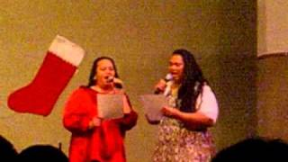 B-Nice & Bernadine T , The Talanoa Sisters. Zion