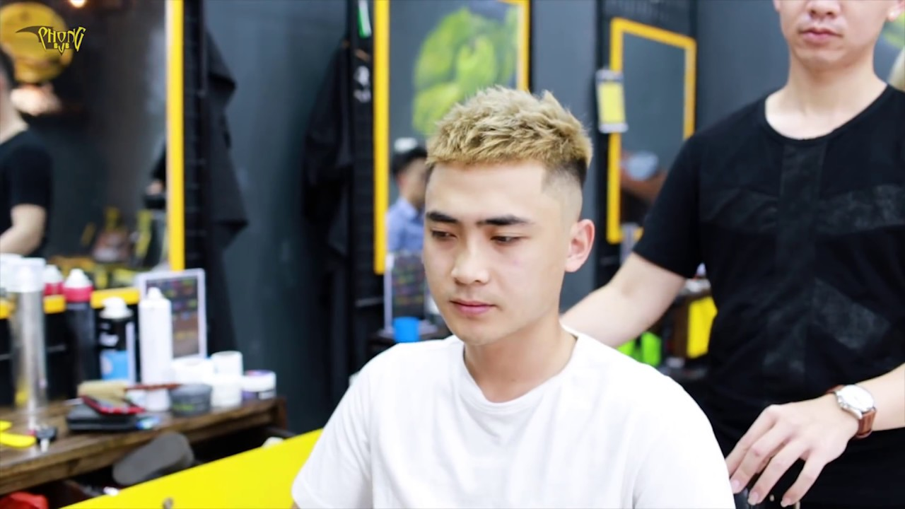 Kiểu Tóc Nam Mohawk 2019 Sơn Tùng MTP | Phong BvB