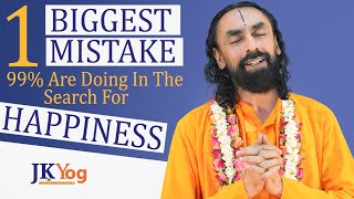 99% Are Doing This BIGGEST Mistake in Life - Swami Mukundananda