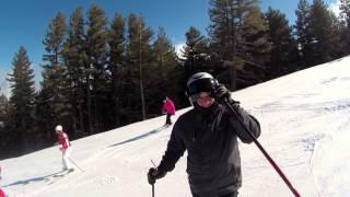 видео Горнолыжный курорт Газпром: активный зимний отдых для всей семьи