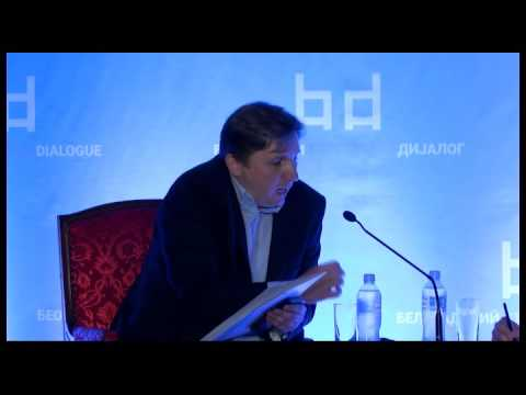 Belgrade Strategic Dialogue - Panel: The Balkans Relations - Prospects and Challenges  29.06.2017.