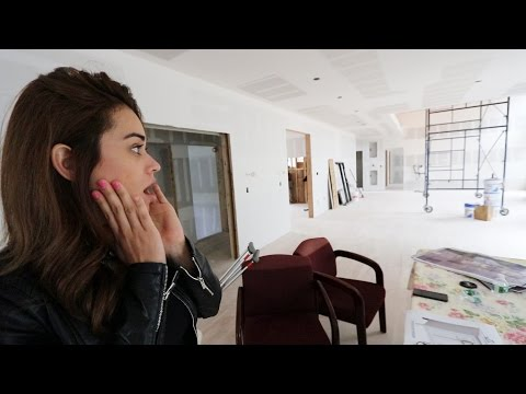YANET VISITS THE NEW HOUSE!!