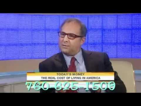 USA THE REAL COST OF LIVING - NBC TODAY SHOW ~ www.GreatEasyFood.com