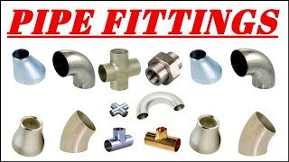 [English] Types of Pipe Fittings
