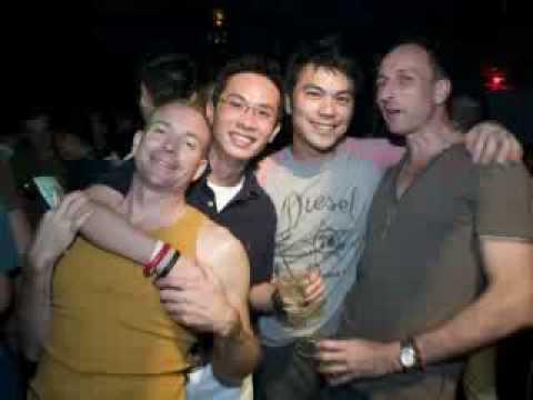 Hong kong gay bar
