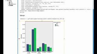 SPSS (video 4/6) - Barplots, Histograms & Boxplots