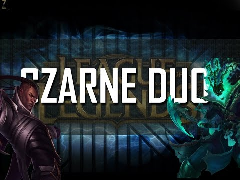 Czarne Duo?!?! L Lucian ADC L League Of Legends