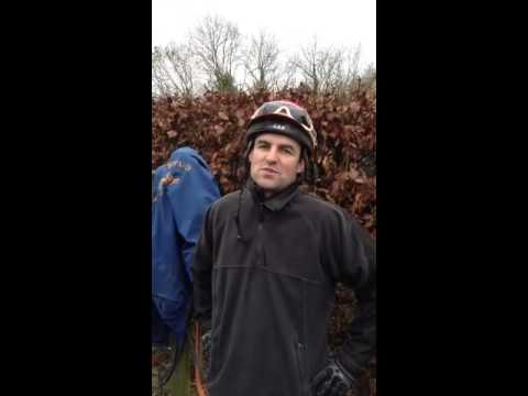 Interview with racehorse trainer Pat Owens