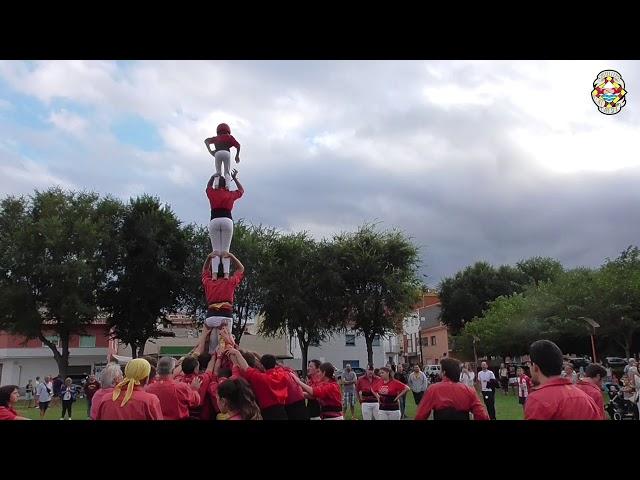 P4Cam Castellers Alt Maresme @ Palafolls (08/09/2019)