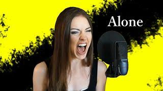 Céline Dion - Alone ( Taking Chances ) Orginal by Heart - Minniva feat Gisha Djordjevic Cover collab