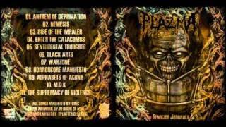 WARZONE - Plazma Feat. Anygma, Rambling Man a.k.a Cameltoe & Protege