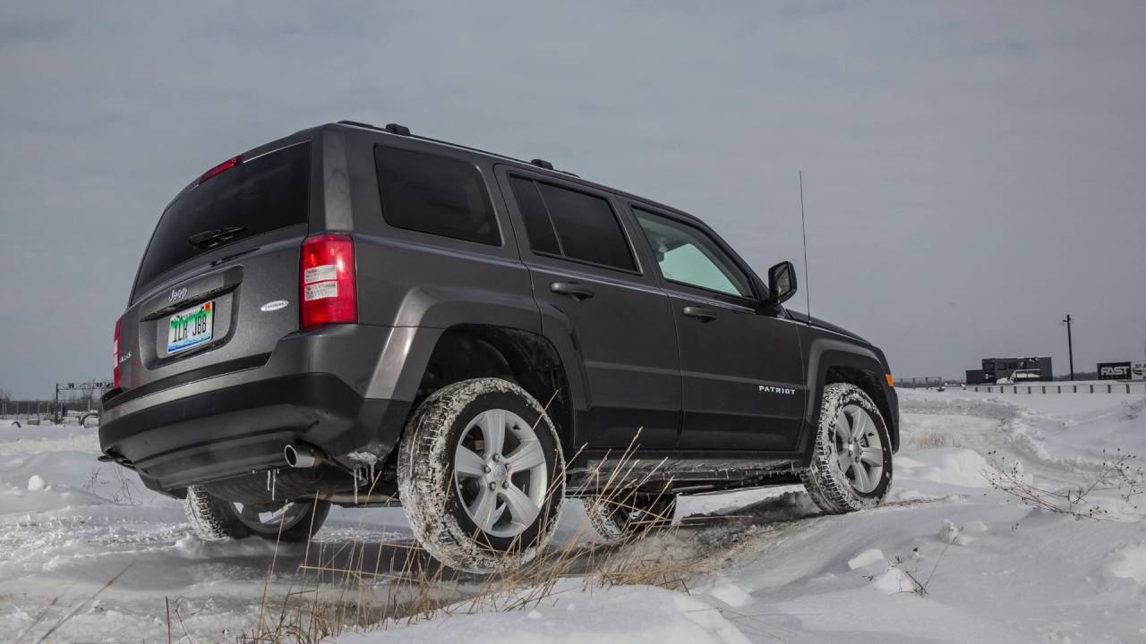 2018 Jeep Patriot Replaced With The New Compass >> Jeep Compass And Patriot Overview
