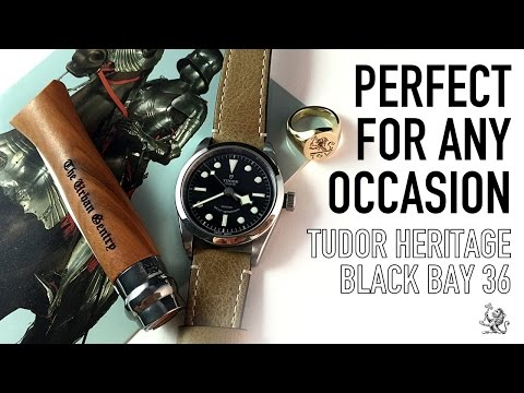The Tudor Black Bay 36 Review - An Almost Perfect Affordable Luxury Automatic Watch For Any Occasion