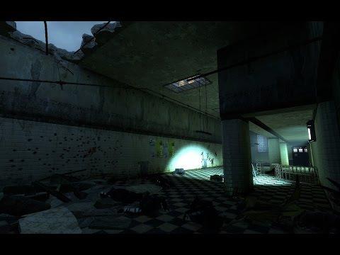 Прохождения Half-Life 2: #12 - Тюрьма