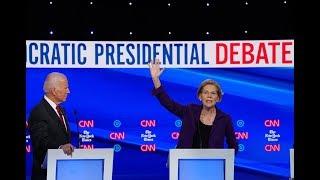 时事看台(平章):沃伦成为民主党竞选阵营领跑者