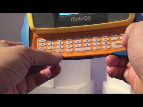 VTech MobiGo Preview, Toy Fair 2010