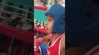 Соревнование по боксу