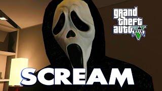 GTA 5 ONLINE - SCREAM ( GTA 5 SKIT)