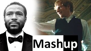 Ed Sheeran and Marvin Gaye (MASHUP) Thinking out loud (Lets Get it on) Sub español