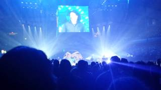 Garth Brooks with Trisha Yearwood World Tour Chicago 21 The Dance