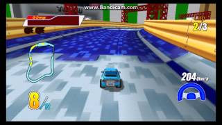Gamplay - Choro-Q Wii/Penny Racers Party: Turbo Speedway