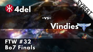 4del[E] vs Vindies[A] - Bo7 FTW #32 Finals - Red Alert 3