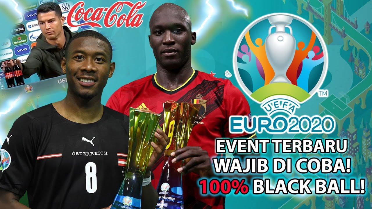 EVENT EURO LAGI! 100% BLACK BALL! SUPER BANTAI LAWAN SAMPAI KEHABISAN AKAL! BIKIN NGAKAK! HAHAHAHA!