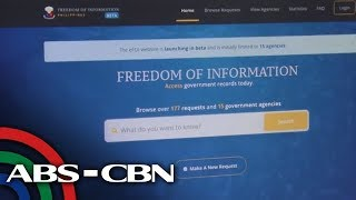Freedom of Information | Failon Ngayon