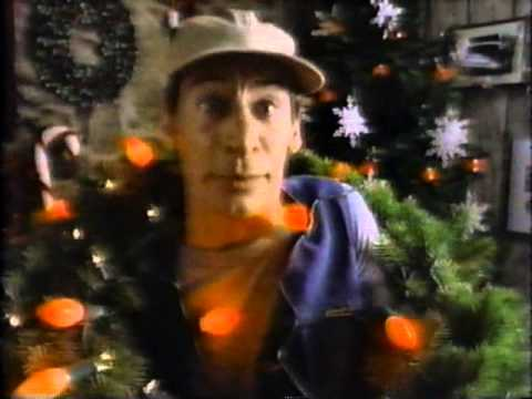Ernest Jim Varney in promo for Ernest Saves Christmas 1988 - YouTube