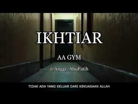 Ikhtiar - Aa Gym Mp3