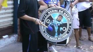 Ensaio da Banda da Geral do Grêmio