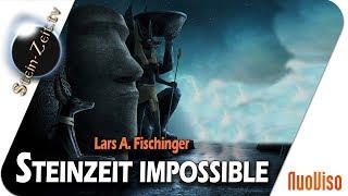 Steinzeit impossible - Lars Fischinger im Gespräch mit Robert Stein