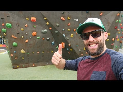 Free Climbing In Melbourne - Video Blog 136
